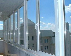 Купить окна ПВХ на балкон