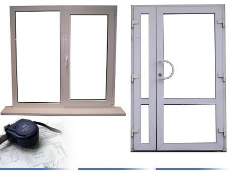 Пластиковые окна ПВХ оконные и балконные